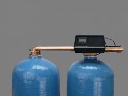Fleck 9500/1700SXT Eco1.5 Бл. упр.duplex на умяг. с водосч. 1,5″, эл.блок