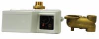 Fleck 3150/1800 Eco375/NBP/SM — Блок управления на умягчение с водосчетчиком.